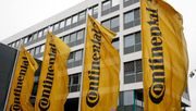 Continental-Umsatz bricht um fast 40 Prozent ein