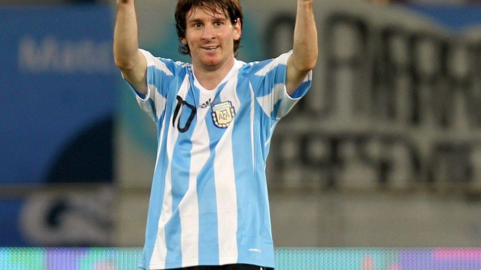 Argentiniens Superstar Messi: Am Ende zurück in die Heimat