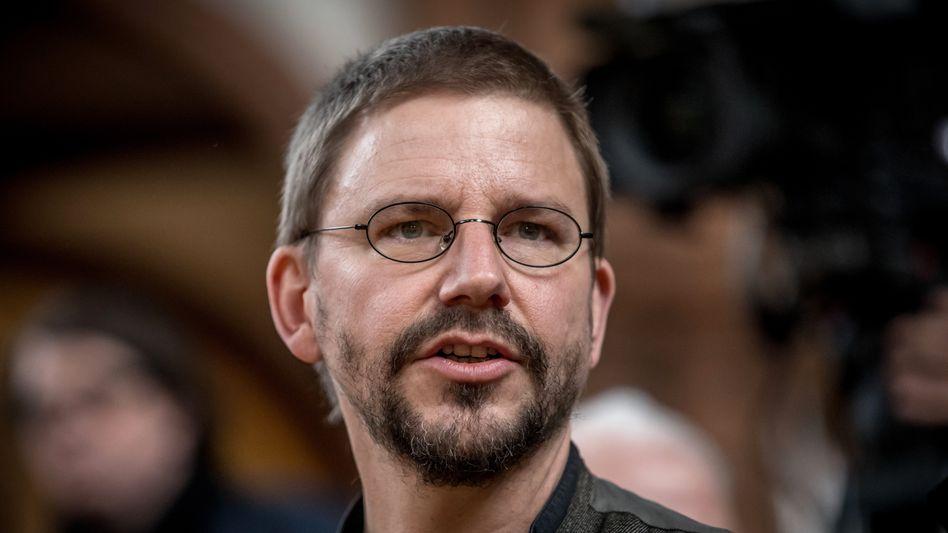 Peter Steudtner war im Juli 2017 in der Türkei festgenommen worden