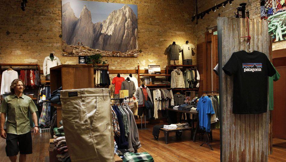 Patagonia-Laden in Kalifornien