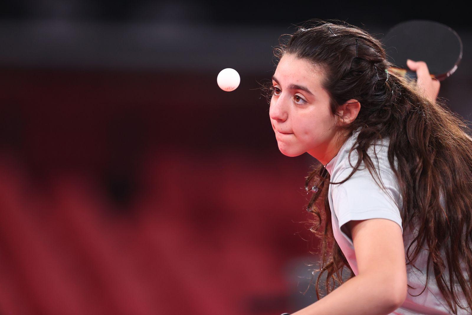 Table Tennis - Women's Singles - Preliminary Round