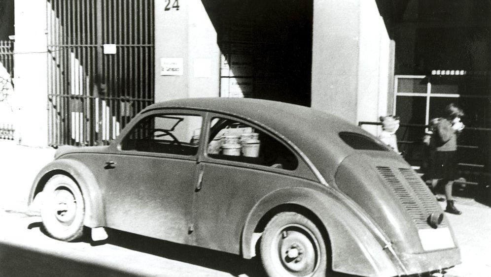 VW-Käfer-Archetypen: Frühformen eines Welterfolgs