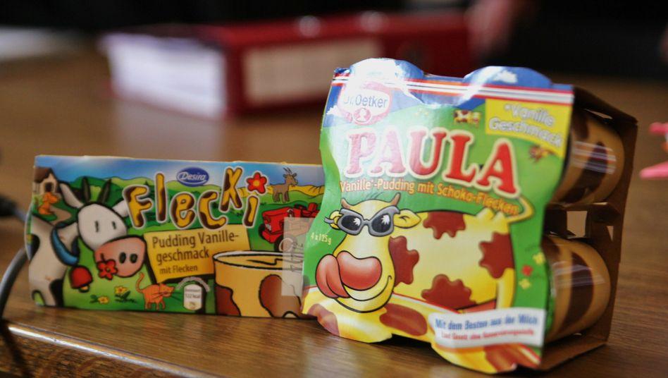 """""""Flecki"""" und """"Paula"""": Von großen und kleinen Flecken"""