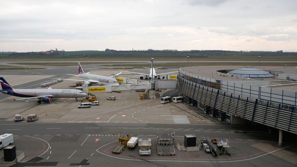 Romanschauplatz Flughafen Wien-Schwechat