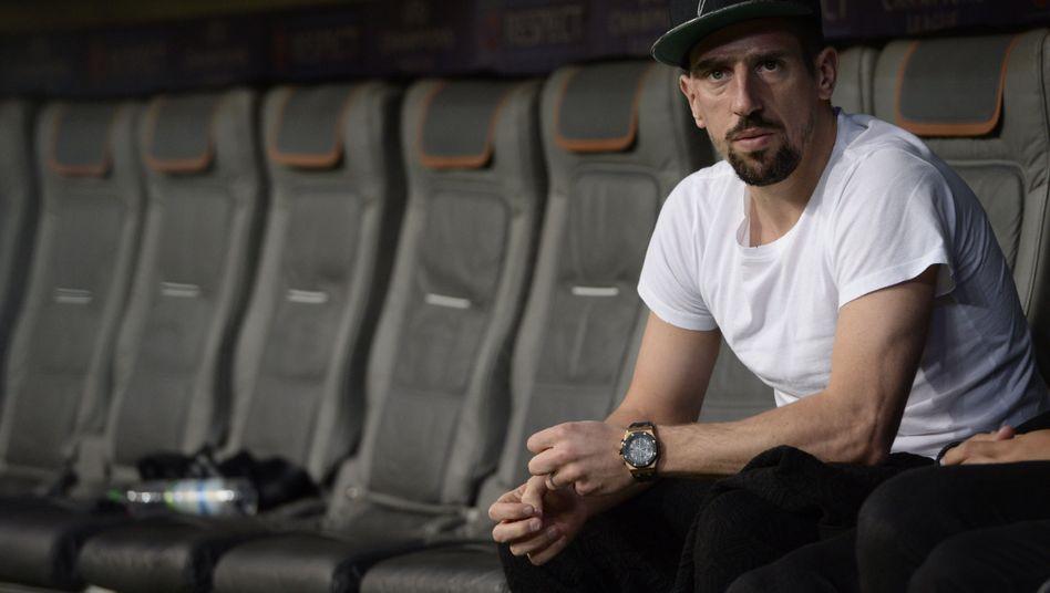 """Franck Ribéry (Archiv): CNN müsse für den """"erlittenen Schaden von Herrn Ribéry und seiner Familie"""" aufkommen"""