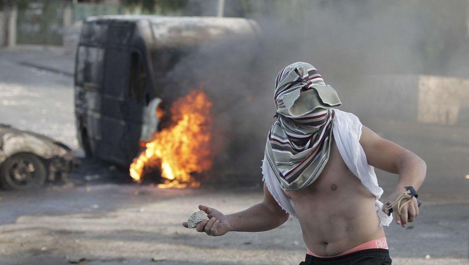 Palästinensischer Jugendlicher wirft Stein in Jerusalem: Tempelberg zeitweise gesperrt