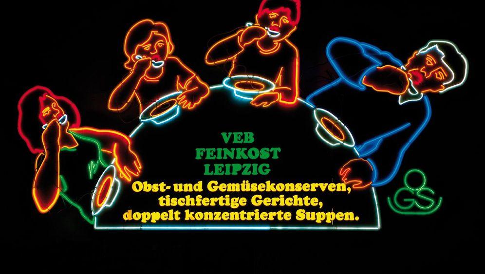 Leuchtreklame in der DDR: Es werde Licht