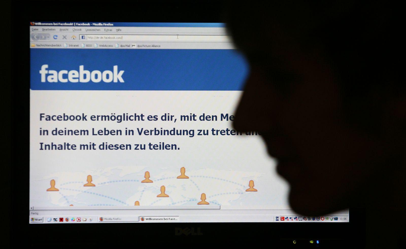 Symbolbild Soziale Netzwerke / Facebook