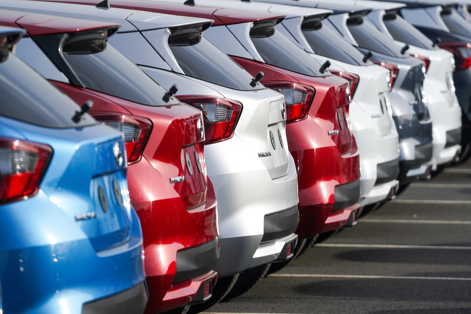 Nissan Motor Co. Suspends Production At Its U.K. Factory