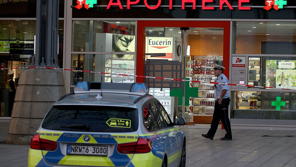 Tatort in Köln
