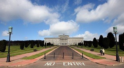 Paisley and Adams' meeting could pave the way for home rule by Northern Ireland's Assembly, which is based in the Parliament Buildings in Stormont, Belfast.