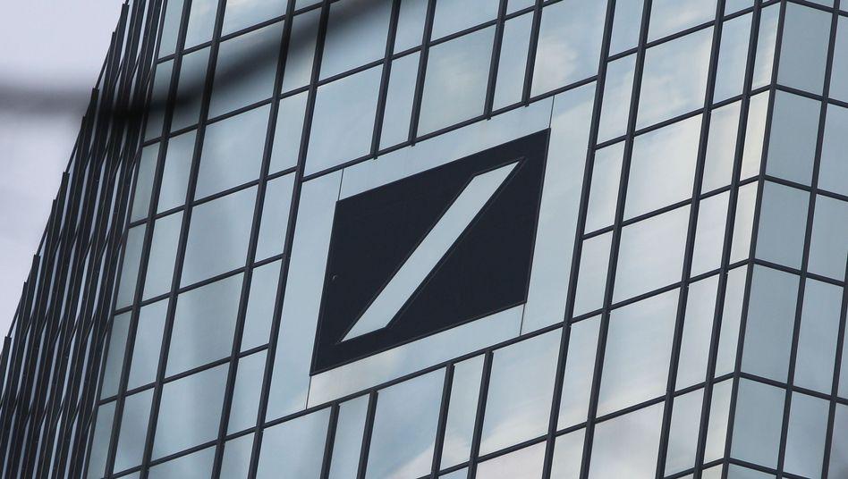 Deutsche-Bank-Hochhaus in Frankfurt (Archivbild)