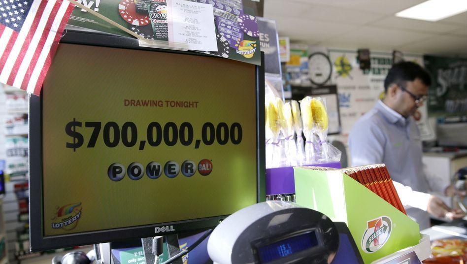 Powerball-Lotterie