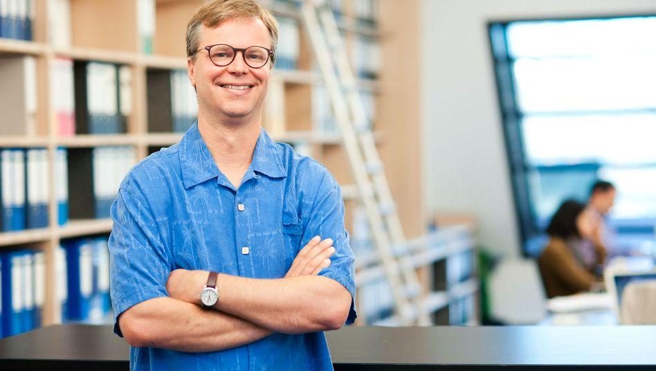 Konstantin Guericke hat mit LinkedIn den Durchbruch im Silicon Valley geschafft