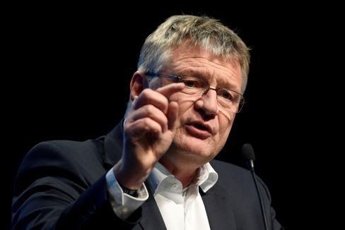 Jörg Meuthen: Höchstens noch geduldet