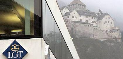 "Liechtensteiner LGT-Bank, Schloss Vaduz: ""Kultur der Geheimhaltung und Täuschung"""