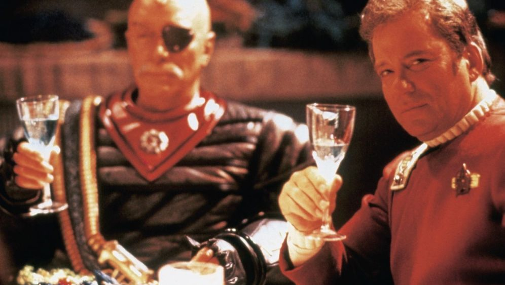 "William Shatner: Der hyperaktive ""Enterprise""-Captain"