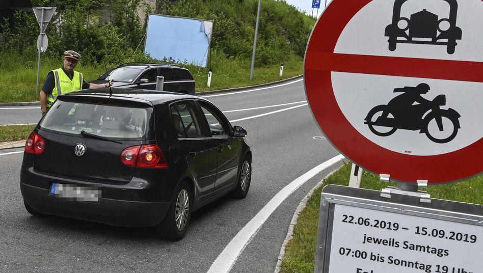 Krisengespräch: EU-Kommission schaltet sich in Verkehrsstreit mit Österreich ein