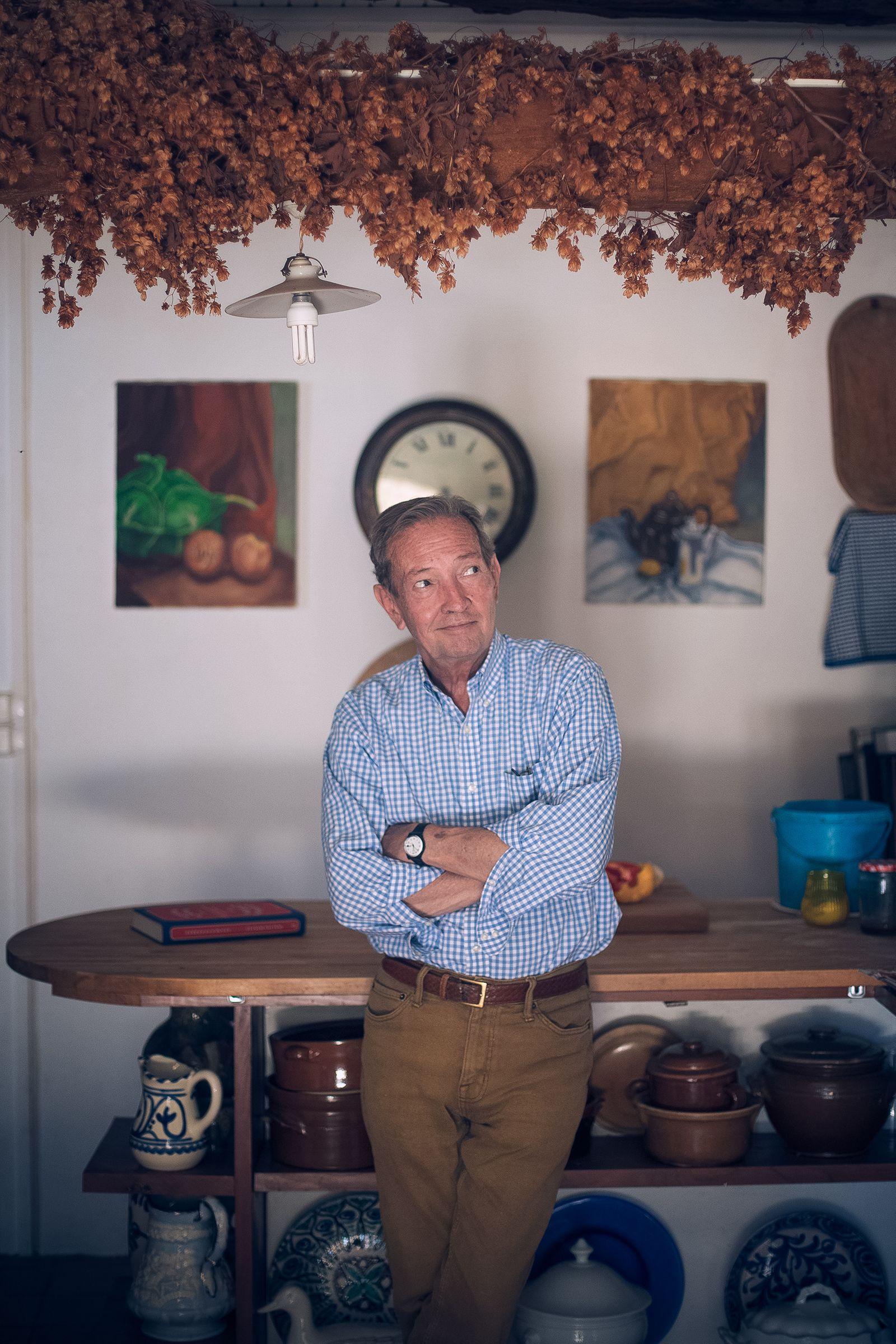 Portrait of Martin Walker