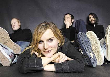 Popband Wir sind Helden: Drei Echos, kaum Radioeinsätze