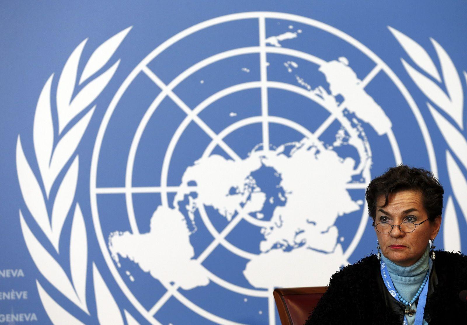 Klimagipfel Genf Figueres