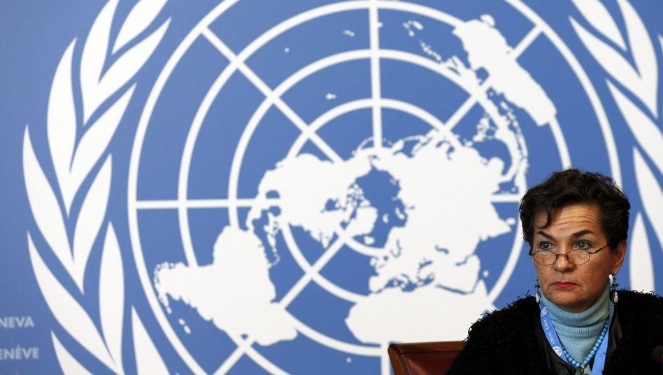 """Uno-Klimachefin Figueres: """"Alle Staaten kennen nun die Positionen der anderen"""""""