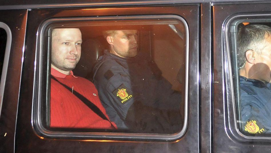 Verhafteter Breivik: Wohnlich soll es sein