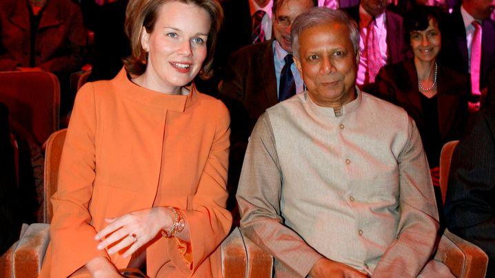 Nobelpreisträger Muhammad Yunus: Niedergang einer Nationalikone