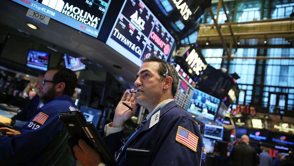 Weltweite Börsenkrise: Der Kapitalismus enttäuscht seine Jünger