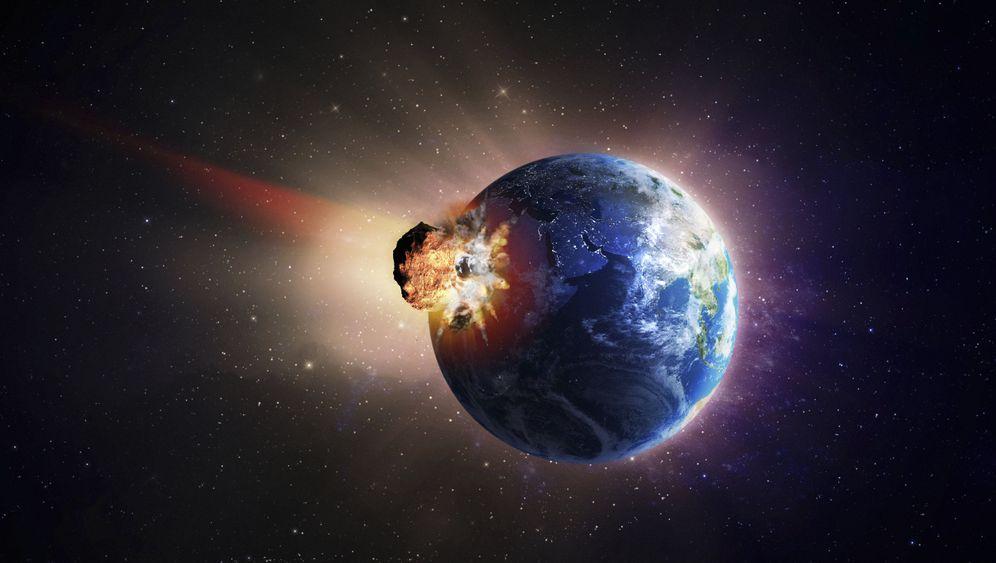 Exitus der Saurier: Meteorit, Vulkane, Klimawandel