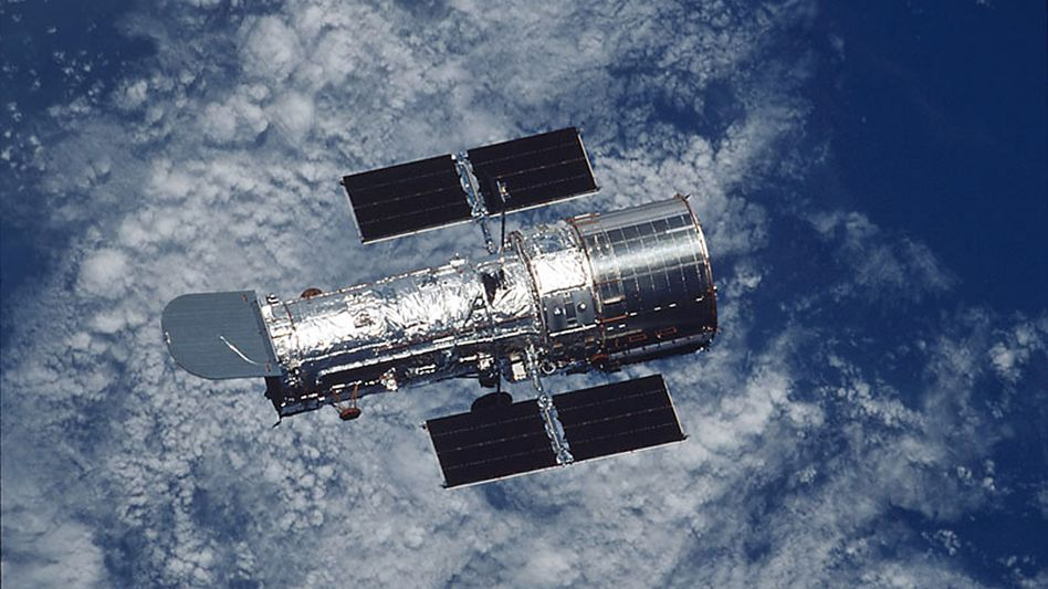 """25 Jahre """"Hubble""""-Teleskop: Die zehn wichtigsten Entdeckungen des Superauges"""