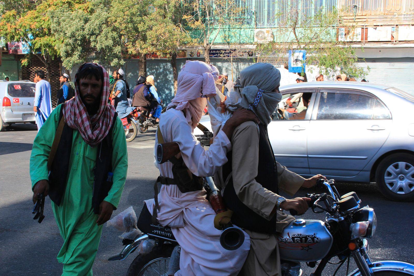 Konflikt in Afghanistan