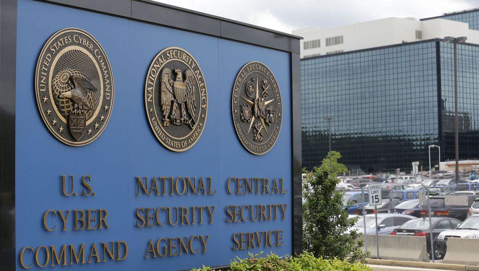 """NSA-Gebäude in Fort Meade: """"An erste Stelle gehören Offenheit und Aufklärung"""""""