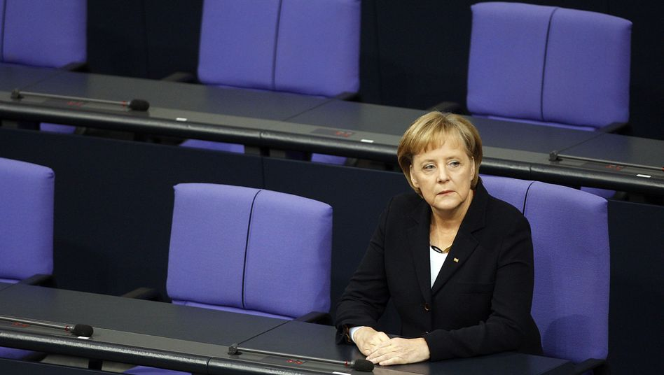 Angela Merkel is already thinking about her place in the history books.