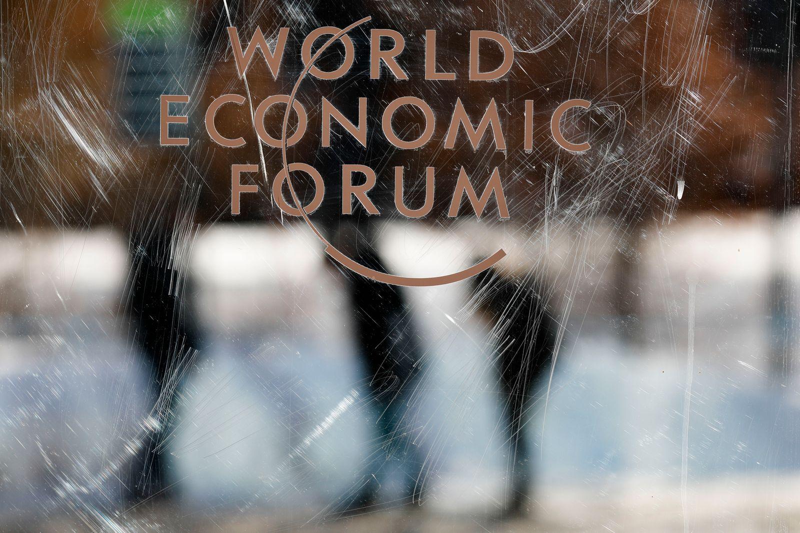 Vor dem Weltwirtschaftsforum in Davos