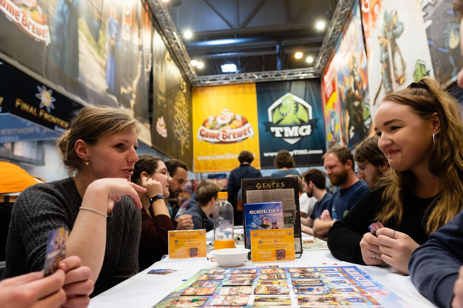 EINMALIGE VERWENDUNG Interview/ Nadine Pick/ Spiele-Boom