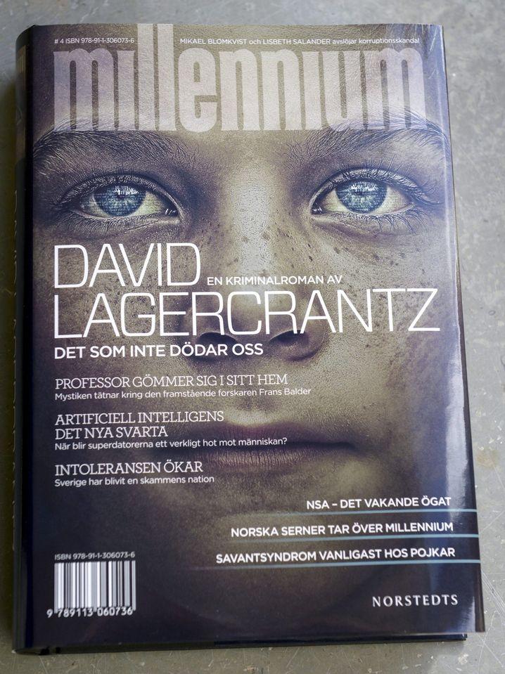 Umstrittenes Werk: Die Fortsetzung der Millennium-Reihe