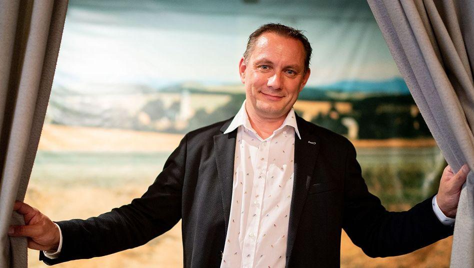 """AfD-Politiker Tino Chrupalla: """"Die Recherchen laufen noch"""""""