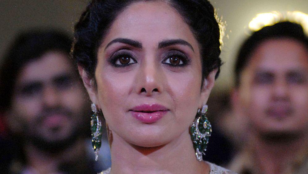 Sridevi Kapoor: Bollywoods erster weiblicher Superstar