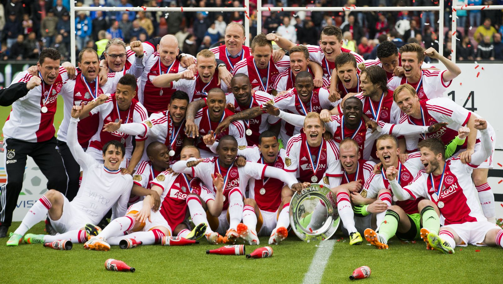 Netherlands Soccer Dutch Roundup