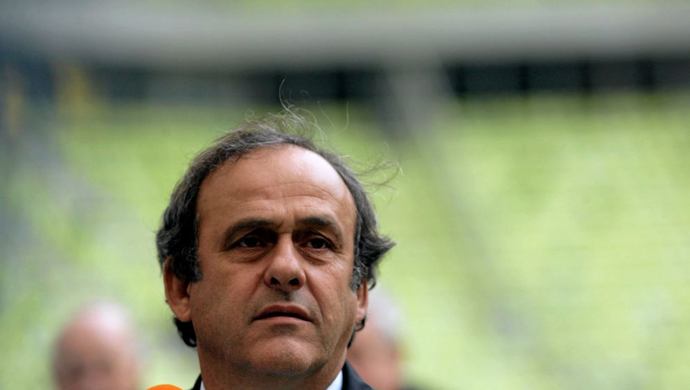 Photo Gallery: UEFA Football Under Michel Platini