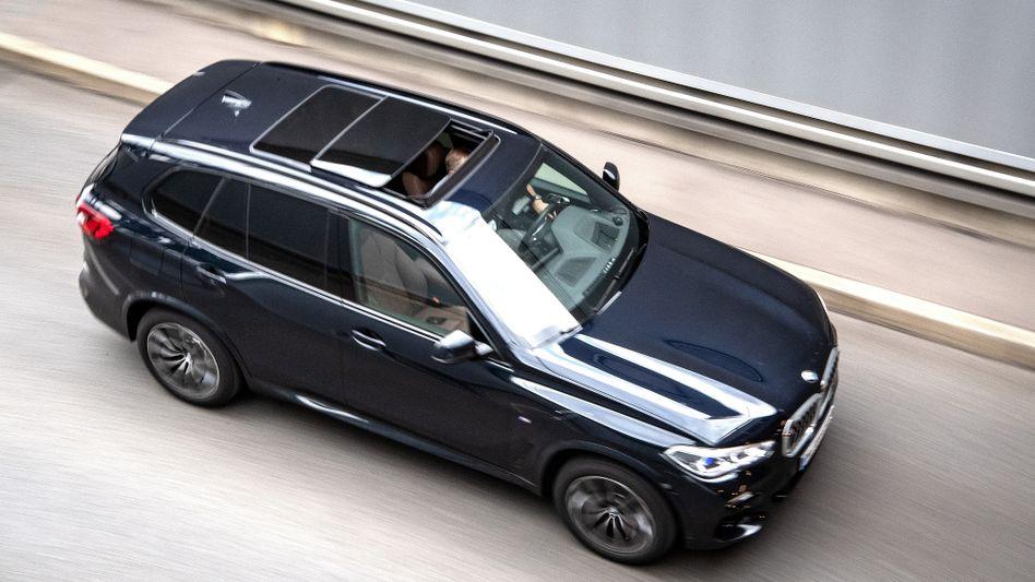 SUV sind bei deutschen Autokäufern nach wie vor beliebt.