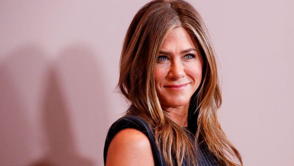 """Jennifer Aniston: """"Und jetzt sind wir auch Instagram-Freunde"""""""