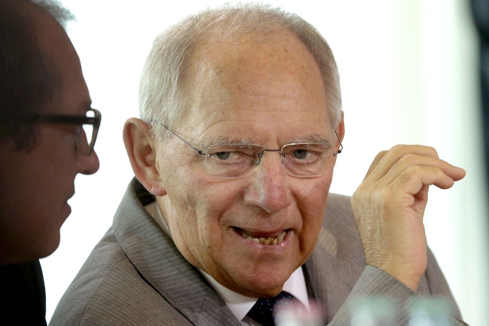 Wolfgang Schaeuble, Alexander Dobrindt