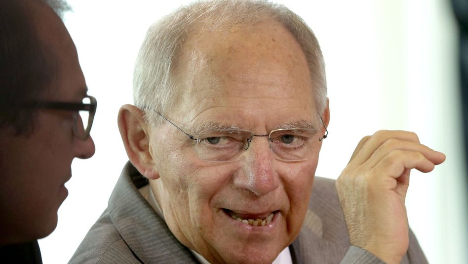 Finanzminister Schäuble: Nicht alle Vorgaben erfüllt?