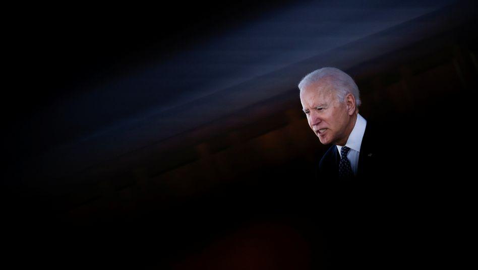 US-Präsident Joe Biden braucht den Senat, um seine Agenda durchzusetzen