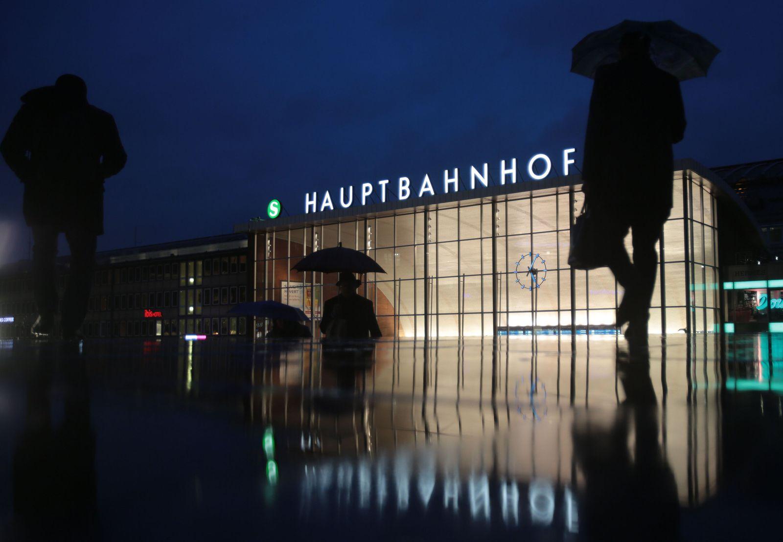 Köln Haupttbahnhof