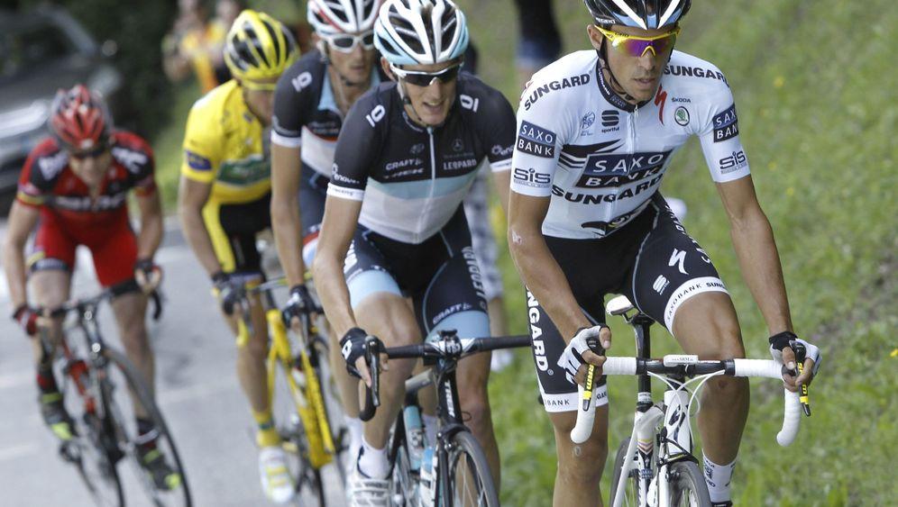 19. Tour-Etappe: Rolland gewinnt, Schleck übernimmt Gelb
