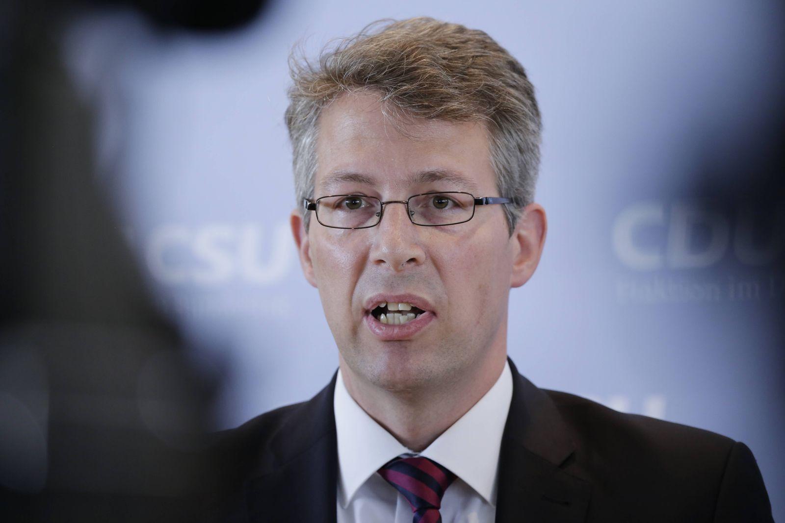 EINMALIGE VERWENDUNG Markus Blume