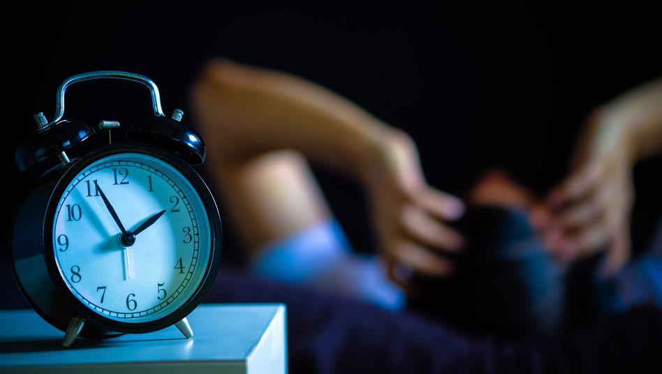 Nachtruhe ist so lebenswichtig ist wie Essen und Trinken